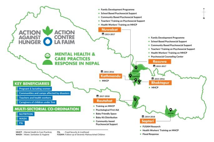 MHCP-Map